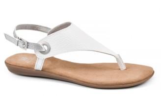 White Mountain London Sandal