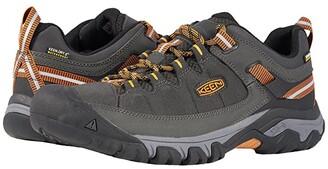 Keen Targhee Exp WP (Raven/Inca Gold) Men's Shoes