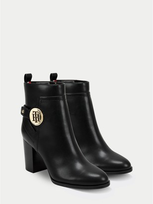 Tommy Hilfiger Medallion Ankle Boot