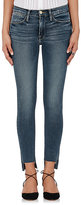 Frame Women's Le High Skinny Raw Stagger Jeans