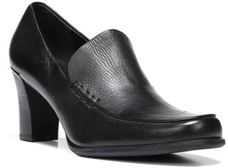 Franco Sarto Nolan Block Heel Loafer - Multiple Widths Available