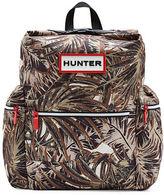 Hunter Jungle Camo Printed Nylon Backpack