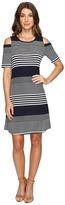 Christin Michaels Huron Cold Shoulder Dress Women's Dress
