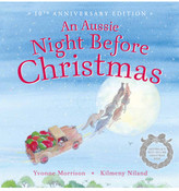 Scholastic Aussie Night Before Christmas 10th Anniversary Edition