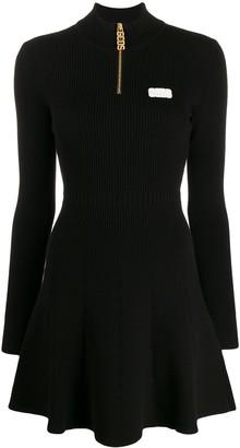 GCDS sporty mini dress
