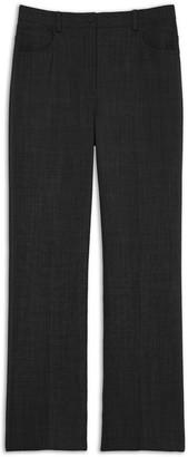 Theory Straight-Leg Twill Jeans