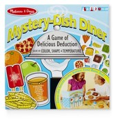 Melissa & Doug Toddler 'Mystery Dish Diner' Game