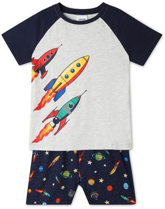 Milkshake Rockets Pyjama Set