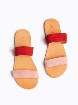 ABLE Joselyne Double Strap Sandal