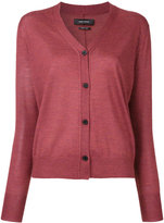Isabel Marant V-neck cardigan - women - Silk/Cashmere - 36