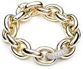 Eddie Borgo Pavé Link Bracelet