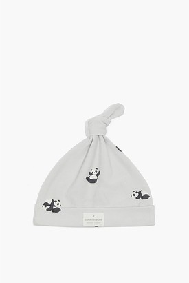 Country Road Organically Grown Cotton Unisex Panda Beanie