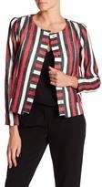 Foxcroft Tilly Striped Jacket