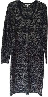 LK Bennett Black Wool Dress for Women