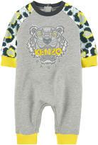 Kenzo Tiger fleece longall
