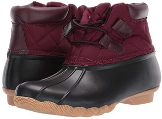 Skechers Pond (Burgundy) Women's Boots