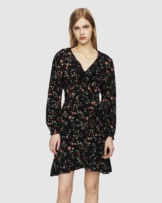 Maje Rosalio Dress
