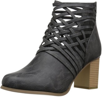 Brinley Co. Women's Anya Ankle Boot