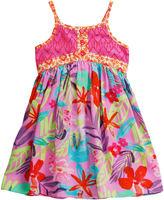 Youngland Young Land Sleeveless Sundress - Preschool Girls