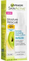 Garnier SkinActive Moisture Rescue Actively Hydrating Daily Lotion SPF 15 Fragrance Free