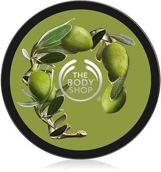 The Body Shop Olive Exfoliating Cream Body Scrub