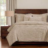 Tattered Duvet Cover Set with Comforter Insert