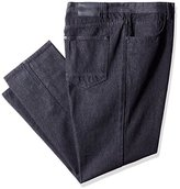 Southpole Men's Big and Tall Twill Pants Long in Thick Bull Twill Fabric and Straight Fit in Denim Fabric