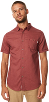 rhythm Apartment Ss Mens Shirt Red