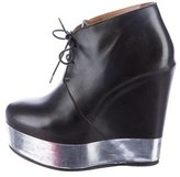 Acne Studios Atacoma Wedge Booties