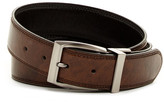 Tailorbyrd Single Stitch Reversible Leather Belt