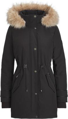 Ralph Lauren Hooded Parka Coat