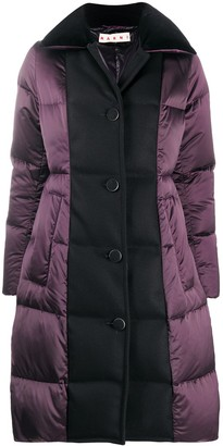 Marni Two-Tone Puffer Jacket
