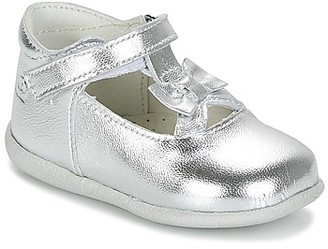 Citrouille et Compagnie ISOUMILAR girls's Sandals in Silver