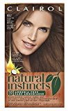 Clairol Natural Instincts, 6BZ / 12A Navajo Bronze Light Caramel Brown, Semi-Permanent Hair Color, 1 Kit (Pack of 3)