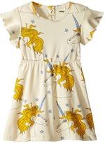 Mini Rodini Unicorn Star Wing Dress Girl's Dress