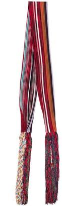 Missoni Striped Skinny Scarf