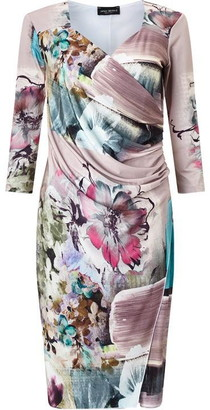 James Lakeland Side Pleat Dress