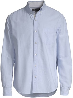 Rag & Bone Tomlin Oxford Button-Down Shirt