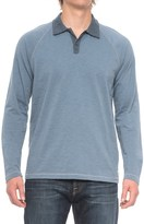 Agave Denim Bradshaw Polo Shirt - Long Sleeve (For Men)