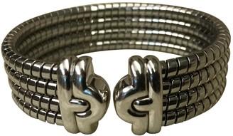 Bvlgari Parentesi Silver White gold Bracelets