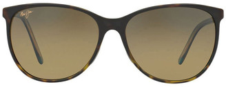 Maui Jim Ocean 399499 Polarised Sunglasses Tortoise