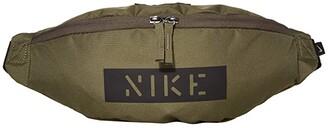 Nike Heritage Hip Pack (MeMedium Olive/Medium Olive/White) Bags