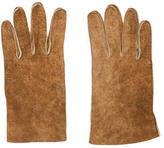 John Varvatos Brush Suede Gloves