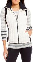 Calvin Klein Down-Filled Quilted Vest