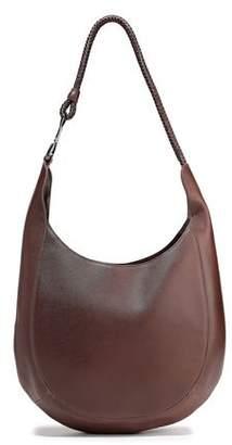 Halston Brooke Leather Shoulder Bag