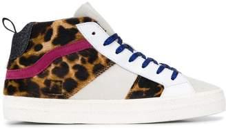 D.A.T.E Hawk high top sneakers