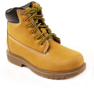 Deer Stags Little Kid/Big Kid Boys Mak2 Lace Up Waterproof Insulated Work Boots