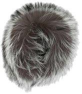 Neiman Marcus Grey Fur Cuff