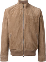 Corneliani zipped jacket