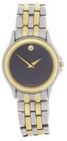 Movado 81 D1 823 Two tone Stainless Steel 29mm Womens Watch